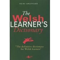Welsh Learner's Dictionary, The / Geiriadur y Dysgwyr by Heini Gruffudd, 9780862433635
