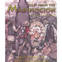 Tales from the Mabinogion by Gwyn Thomas, 9780862438975