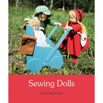 Sewing Dolls by Karin Neuschutz, 9780863157196