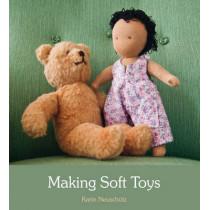 Making Soft Toys by Karin Neuschutz, 9780863159084