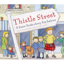 Thistle Street by Mike Nicholson, 9780863159107