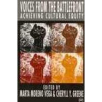 Voices From The Battlefront: Achieving Cultural Equity by Marta Moreno Vega, 9780865433946