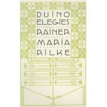 Duino Elegies by Rainer Rilke, 9780865476073