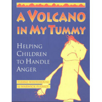 A Volcano in My Tummy: Helping Children to Handle Anger by Eliane Whitehouse, 9780865713499