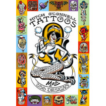 Mitch O'connell: Tattoos by Mitch O'Connell, 9780867196726