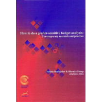 How to Do Gender Sensitive Budget Analysis: Contemporary Research and Practice by Debbie Budlender, 9780868036151