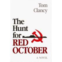 The Hunt for Red October by Tom Clancy, 9780870212857