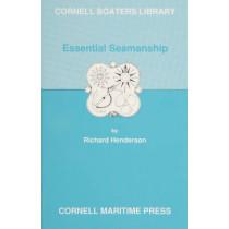 Essential Seamanship by Richard Henderson, 9780870334566