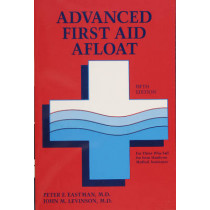 Advanced First Aid Afloat by Peter F. Eastman, 9780870335242