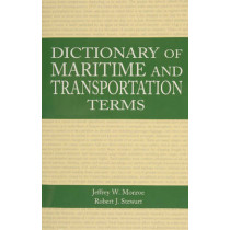 Dictionary of Maritime and Transportation Terms by Gerald H. Ullman, 9780870335693