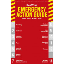 SeaWise Emergency Action Guide and Safety Checklists for Motor Yachts by Zvi Richard Dor-Ner, 9780870336393