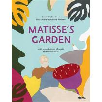 Matisse's Garden by Samantha Friedman, 9780870709104