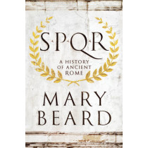SPQR: A History of Ancient Rome by Mary Beard, 9780871404237
