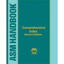 Comprehensive Index to ASM Handbooks by ASM International, 9780871703880