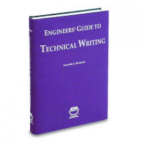 Engineers' Guide to Technical Writing by Kenneth G. Budinski, 9780871706935