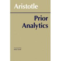 Prior Analytics by Aristotle, 9780872200647