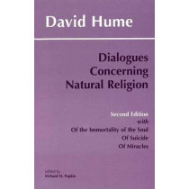 Dialogues Concerning Natural Religion by David Hume, 9780872204027