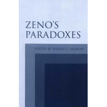 Zeno's Paradoxes by Wesley C. Salmon, 9780872205604