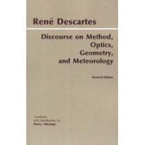 Discourse on Method, Optics, Geometry, and Meteorology by Rene Descartes, 9780872205680