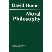 Hume: Moral Philosophy by David Hume, 9780872205994