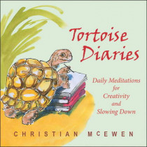 The Tortoise Diaries by Christian McEwen, 9780872331815