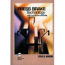 Press Brake Technology by S. Benson, 9780872634831