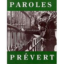 Paroles: Selected Poems by Jacques Prevert, 9780872860421