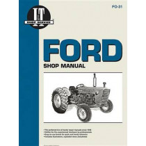Ford SRS 2000 3000&4000 < 1975 by Haynes, 9780872880955