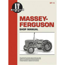 MF MDLS To35 To35 Diesel F40+ by Haynes, 9780872881242