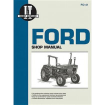 Ford MDLS 2310 2600 2610 3600+ by Haynes, 9780872882300