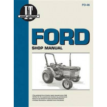 Ford MDLS 1120 1220 1320 1520+ by Haynes, 9780872884205