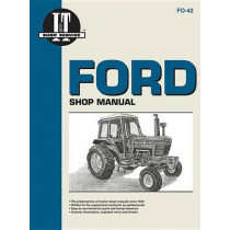 Ford SRS 5000 5600 5610 6600+ by Haynes, 9780872884229