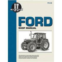 Ford MDLS 5640 6640 7740 7840+ by Haynes, 9780872885905