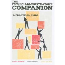 The Public Administrator's Companion: A Practical Guide by Sandra L. Emerson, 9780872899094