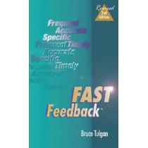 Fast Feedback by Bruce Tulgan, 9780874254952
