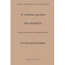 On Charity by St Thomas Aquinas, 9780874622102