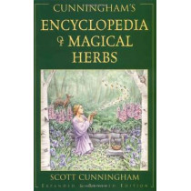 Encyclopaedia of Magical Herbs by Scott Cunningham, 9780875421223