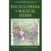 Encyclopaedia of Magical Herbs by Scott Cunningham, 9780875421223