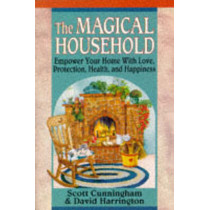 The Magical Household by Scott Cunningham, 9780875421247