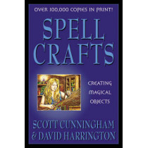 Spell Crafts by Scott Cunningham, 9780875421858