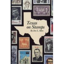 Texas on Stamps by J Allen, 9780875651644