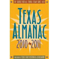 Texas Almanac 2010-2011, 9780876112403