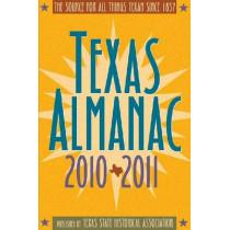 Texas Almanac 2010-2011, 9780876112410