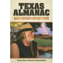 Texas Almanac 2012-2013 by Elizabeth Cruce Alvarez, 9780876112489