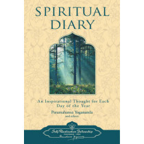 Spiritual Diary: An Inspirational Thought for Each Day of the Year by Paramahansa Yogananda, 9780876120231