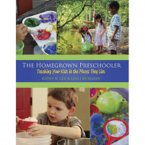 The Homegrown Preschooler by Kathy H. Lee, 9780876594513
