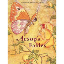 Aesop's Fables: A Classic Illustrated Edition by Russell Ash, 9780877017806
