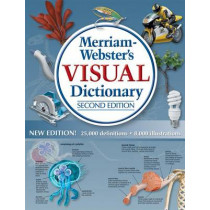 Merriam-Webster Visual Dictionary by Merriam-Webster Inc., 9780877791515