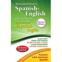 Merriam-Webster's Spanish English Dictionary by Merriam-Webster, 9780877792659