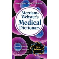 Merriam-Webster Medical Dictionary by Merriam-Webster, 9780877792949